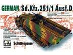 AFV Club 35063 Sd.Kfz 251/1 Ausf.D