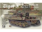 AFV Club 35079 Tiger I Late Type