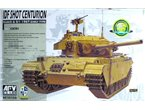 AFV Club 35159 IDF Centurion MK.5 ( Six Day War )