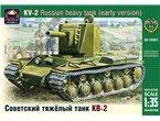 Ark Models 35022 Kv-2