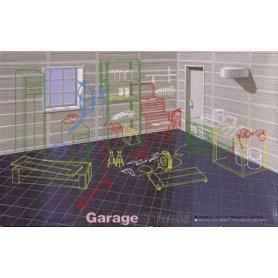 Fujimi 110318 1:24 Garage
