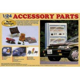 Fujimi 110417 1:24 Accessory Parts