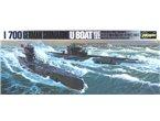 Hasegawa WL901-49901 1/700 U-Boat