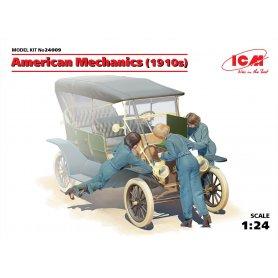 ICM 24009 American mechanics