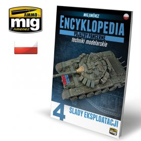 ENCYCLOPEDIA OF ARMOUR MODELLING TECHNIQUES VOL. 4 - WEATHERING (POLISH)