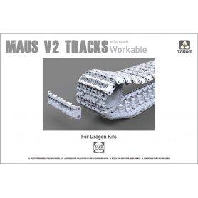 Takom 1:35 T55 Track Maus