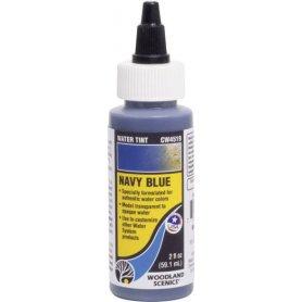 Woodland WCW4519 Navy Blue Water Tint