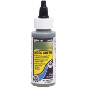 Woodland WCW4521 Moss Green Water Tint