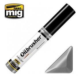Ammo of MIG Oilbrusher ALUMINIUM