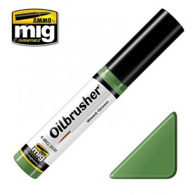 Ammo of MIG Oilbrusher WEED GREEN
