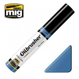 Ammo of MIG Oilbrusher SKY BLUE
