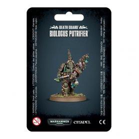 Death Guard Biologus Purifier