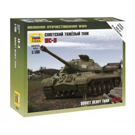 Zvezda 6194 1/100 Soviet Tank IS-3