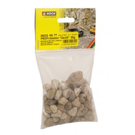 PROFI rock gravel, rough