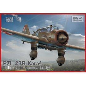IBG 72506 PZL 23B Karaś Early