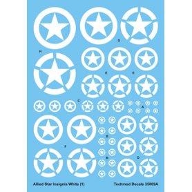 Techmod 1:35 Białe gwiazdy ALIANCI