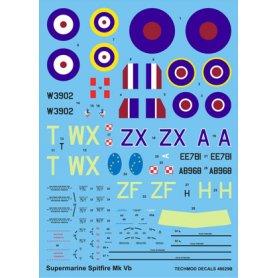 Techmod 48029 Spitfire Mk Vb