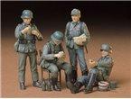 Tamiya 35129 Ger. Soldiers 1:35