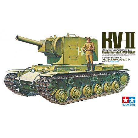 Tamiya 1:35 Russian KV-II