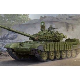 Trumpeter 1:35 T-72B / B1 z pancerzem reaktywnym