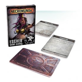 Escher Gang Cards (ENG)