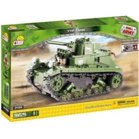 Cobi Small Army 2456 Czołg Lekki 7 Tp 365 Kl.