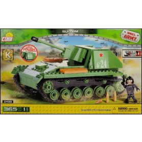 Cobi Small Army 2458 Su 76