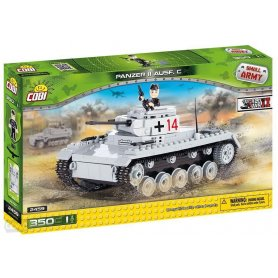 Cobi Small Army 2459 Panzer II Ausf. C 350 Kl.