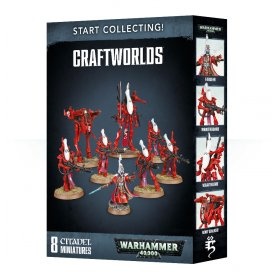 Start Collecting Craftworlds