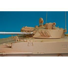 RB Model Uzbrojenie do BMP-3 30mm 2A72, 100 mm 2A 70,3 x 7.62 PKT