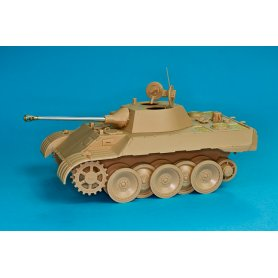 RB Model 1:35 Metalowa lufa 50mm KwK.39 L/60 do VK.1602 Leopard