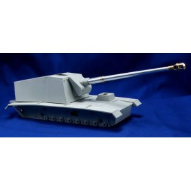 RB Model 1:35 Metalowa lufa 128mm L/61 do Sturer Emil