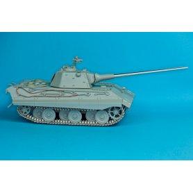 RB Model Lufa 8.8 cm KwK 44 L/71. Lufa do E-50
