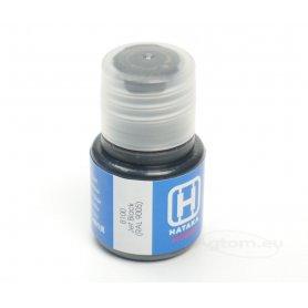 Farba akrylowa Hataka B100 Jet Black ( RAL 9005 ) 10 ml
