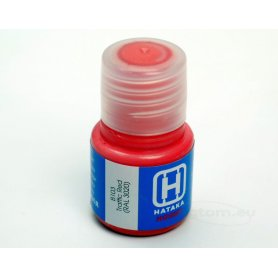 Hataka BL103 MINI BLUE-LINE Traffic Red - RAL3020 - 10ml