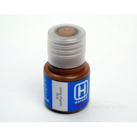 Farba akrylowa Hataka B186 Leather Brown 10 ml