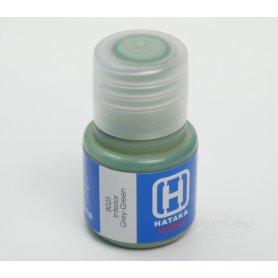 Farba akrylowa Hataka B025 Interior GreyGreen 10 ml