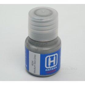 Farba akrylowa Hataka B034 Medium Sea Grey 10 ml