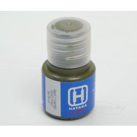 Farba akrylowa Hataka B146 BS Olive Drab 10 ml