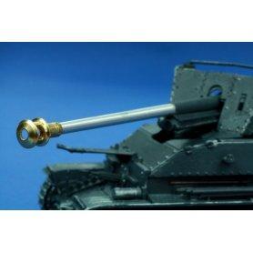 RB Model Lufa 7.62 cm PaK36 (r) p�ny model Sd.Kfz.139 Marder III