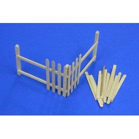 RB Model Płot drewniany (naronik)