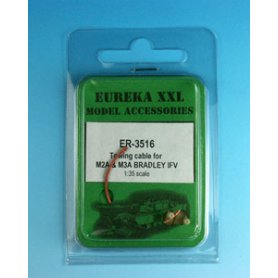 Eureka XXL Towing cable for M2 &amp M3 Bradley IFV's