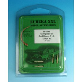 Eureka XXL Towing cable for StuG III Ausf.F-G &amp StuH 42 SPG's