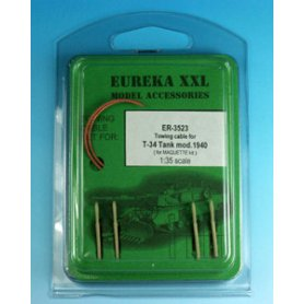 Eureka XXL Towing cable for T-34/76 Mod.1940 Zavod 183 Tank
