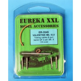 Eureka XXL 3545 Towing cable for Valentine III &amp V Tanks