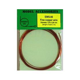 Eureka XXL Fine copper wire Diameter: 0.55, 0.60
