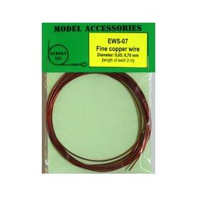 Eureka XXL Fine copper wire Diameter: 0.65, 0.70