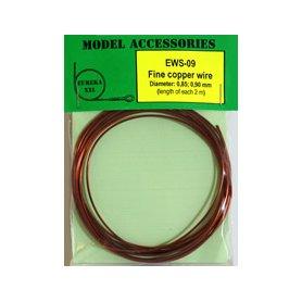 Eureka XXL Fine copper wire Diameter: 0.85, 0.90