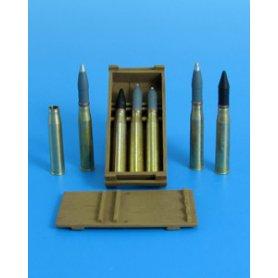 Eureka XXL 1:35 75mm Sprgr.Patr.34 Kw.K.40 / Stu.K.40 L/43 and L/48
