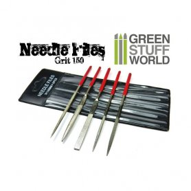 Diamond Needle Files Set - Grit 150